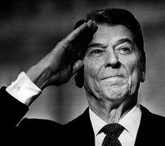 Ronald Reagan (1981-1989) 40th President of the United States