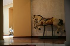 Carousel Horse from the Marais