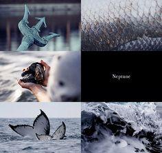 Greek Gods and their Roman counterparts   Poseidon & Neptune 2/2