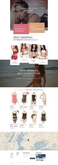 Who here likes it???   Intimate Apparel WooCommerce Theme CLICK HERE! live demo  http://cattemplate.com/template/?go=2ebxx6j