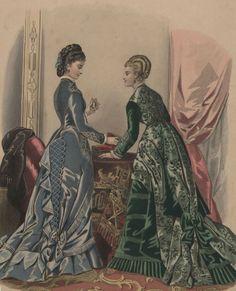 La Mode Illustrée 1877