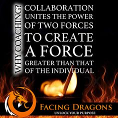 Ever thought of what you could do with a Master Transformational Coach in YOUR corner? APPLY HERE:https://www.facingdragons.com/contact/