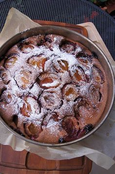 Thermomix przepisy. Murzynek ze śliwkami Polish Recipes, Polish Food, Recipe Images, Food And Drink, Cooking Recipes, Baking, Desserts, Fruit Cakes, Cupcake