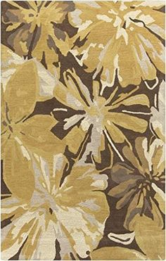 Surya Athena ATH-5115 Hand Tufted Wool Floral and Paisley Area Rug, 5-Feet by 8-Feet Surya http://www.amazon.com/dp/B00GD0NG0W/ref=cm_sw_r_pi_dp_e3QMwb0N54C5B