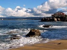 Monterey Bay -- Monterey, California