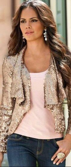 #Luxury Street Chic - I want this Jacket...