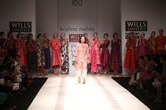 Taking the final bow  #fdci #wifw SS14