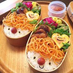 今週、IGで一番人気だったくるくるヒレカツ弁当で、こんにちはー♪今朝は汗が流れる中、準備し、この夏はじめて、首に保冷剤巻いて出勤したら、「おしゃれ」なんて... Japanese Bento Lunch Box, Bento Box Lunch, Food Design, Bento Kids, Kawaii Cooking, Japanese Food Art, Bento Recipes, Breakfast Time, Aesthetic Food