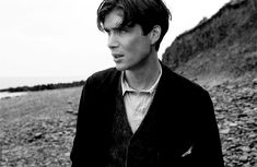 Cillian Murphy. he's this gorgeous in person too, btw.