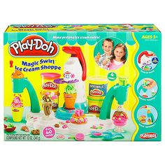 Target online- Play-Doh Magic Swirl Ice Cream Shoppe