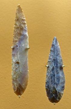 Solutrean - the peak of stone tools