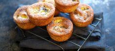 Peach, Poppy Seed and Yogurt Cakes - the British Larder