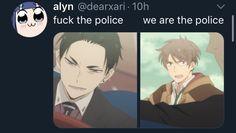 Anime Manga, Anime Guys, All Anime, Anime Stuff, Dark Fantasy, Haikyuu, Thriller, Detective, Anime Ships