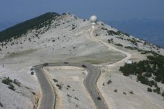Mont Ventoux, kant Malaucene