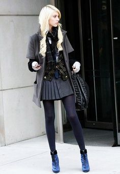 1000 Images About Fashion Inspiration Gossip Girl On