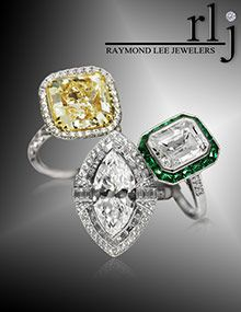 Raymond Lee Jewelers Buy new and estate jewelry, luxury watches and vintage treasures or sell your unwanted jewelry for top dollar  Indulge in designer jewelry and watches from Raymond Lee Jewelers, one of South Florida's most consistently recommended sales and service centers for exceptional diamonds, vintage jewelry and luxury timepieces. #SizzlingSummerBling @catalogs