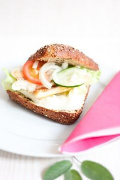LowCarb Fischburger