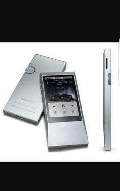 Astell&Kern: AK Jr. portabler Hi-Res-Player 64 GB; EEK A+sparen25.com , sparen25.de , sparen25.info