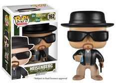 Heisenberg - Breaking Bad - Funko Pop