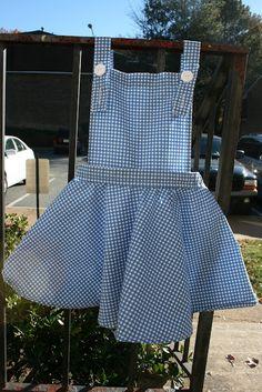 Jillyann Jiggs: Dorothy Costume