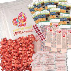 Community Health Fair Kit Item # NT-3013