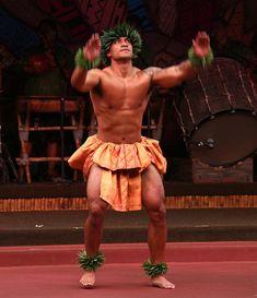 Dance Photograph - Hawaiian Dancer by Denise Mazzocco
