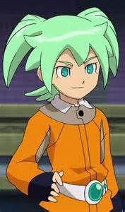 Fei Rune - Inazuma Eleven GO Chrono Stone
