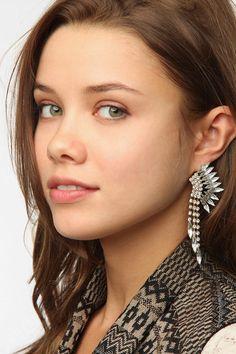 Icicle Rhinestone Earring