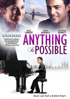 Ethan Bortnick's debut film, 'Anything is Possible,' heads to DVD in September