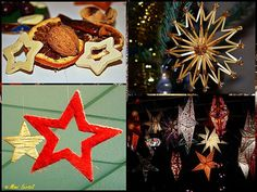 """Viele bunte, gebastelte, beleuchtete, strahlende Sterne sehen wir allüberall in der Weihnachtszeit. …und dann gibt es natürlich noch die ganz besonderen """"christmas stars"""", die wis…"""