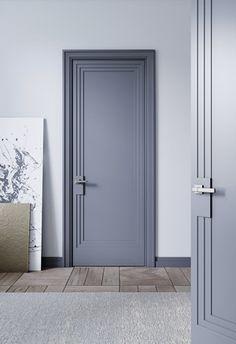 Door Design Interior, Modern Interior, Interior And Exterior, Art Deco Kitchen, Welded Furniture, Door Detail, Amazing Decor, Iron Doors, Internal Doors