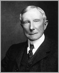 John D. Rockefeller - John Davison Rockefeller