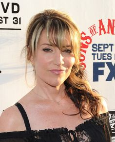 "Katey Sagal Sons of Anarchy | ... Of FX & FOX 21's ""Sons Of Anarchy"" Season 3 - Arrivals (Katey Sagal"