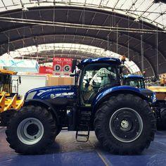 AGROTECH 2015 - przygotowania! Tractors, Monster Trucks, Vehicles, Car, Vehicle, Tools