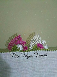 This Pin was discovered by ayg Hobbies And Crafts, Diy And Crafts, Needle Lace, Lace Making, Embroidery Stitches, Needlepoint, Tatting, Needlework, Projects To Try