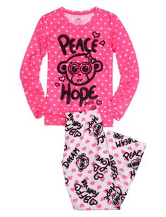 Pajamas cute pjs for me! I would wear to a sleepover party or to bed. Justice Pjs, Justice Girls Clothes, Justice Clothing, Justice Stuff, Cute Pjs, Cute Pajamas, Tween Fashion, Girl Fashion, Fashion Outfits