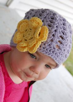The Amelia Hat! So pretty!