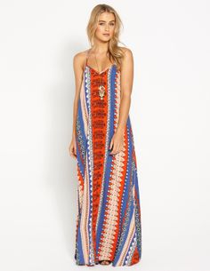 Swing Maxi Dress