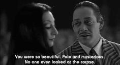Morticia and Gomez have been together forever and they're still madly in love. 16 Reasons The Addams Family Is The Best Family Ever Addams Family Quotes, Los Addams, Morticia And Gomez Addams, Citations Film, Family Values, Together Forever, Thats The Way, Cultura Pop, You Are Beautiful