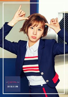 #ChaeYoung #Signal #TWICE Still very lovely