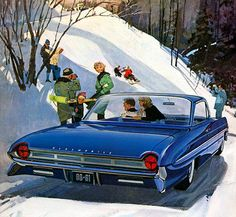 1961 Oldsmobile 98 Holiday Coupe