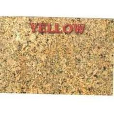 yellow granite   Offer Active Since: 03 Nov, 2012   Last Updated: 25 Feb, 2014 Offer ...