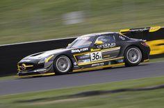 Zum 1. Mal: Mercedes gewinnt in Bathurst