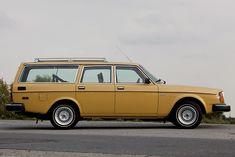 Bilder: Volvo 245 DL