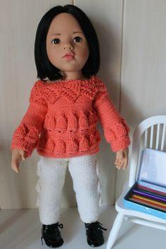 Tuto ensemble clochettes pour poupée Gotz (50 cms) - poupée Maru - poupée Kidz - http://paolareinacrea.canalblog.com/archives/2015/01/04/31251651.html