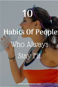 10 Habits that will make you fit long term Don't just lose weight to fit into a specific outfit. Use these tips to help you learn how to stay fit and keep the weight off. Sport Fitness, Fitness Diet, Fitness Motivation, Fitness Memes, Fitness Plan, Fitness Logo, Losing Weight Tips, Weight Loss Tips, Lose Weight