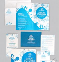 Boys and Girls Clubs of America Great Futures Gala Invitations