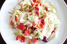 gezonde bonensalade - healthy beans salad