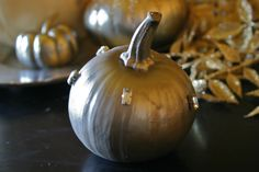 Another blingy pumpkin