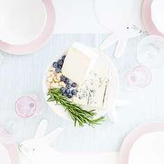 Easter Dinner Table - None